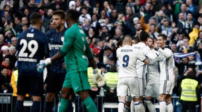 Real Madridi Ramos taşıdı