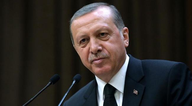 Cumhurbaşkanı Erdoğandan milli güreşçi Ertürke tebrik