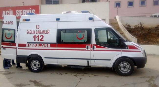 Mardinde trafik kazası: 1 ölü, 5 yaralı