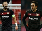 Leverkusen millilerimizin golleriyle kazandı