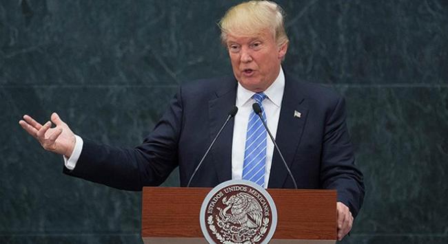 Trump, Turnbull ve Abe ile Kuzey Koreyi konuştu