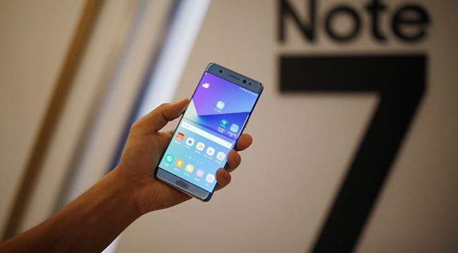 Samsung Galaxy Note 7deki arızaların sebebi açıklandı