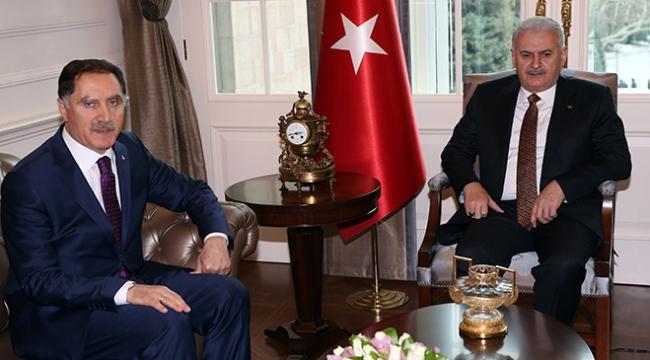 Kamu Başdenetçisi Malkoç, Başbakan Yıldırıma bilgi verdi