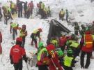 İtalya'daki çığ felaketinde ölü sayısı artıyor