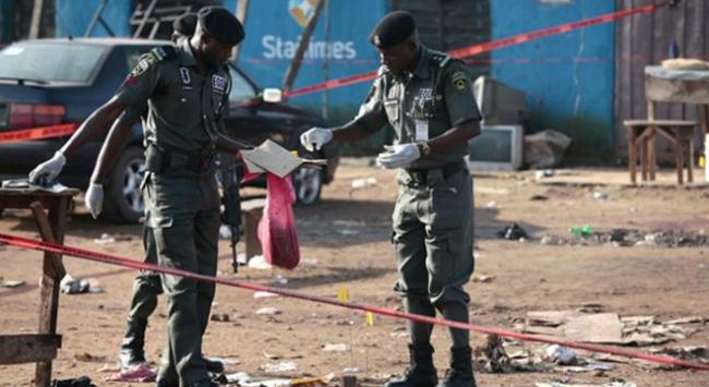 Nijeryada bebekler terör saldırılarına alet ediliyor