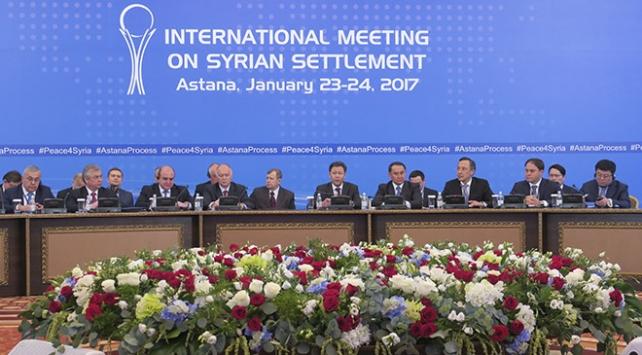 Astana toplantısından ortak mekanizma kurulması kararı çıktı