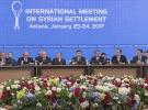 Astana toplantısından 'ortak mekanizma kurulması' kararı çıktı