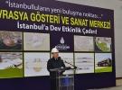 Türkiye'nin en büyük kapalı alanı İstanbul'a yapılıyor
