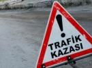 Samsun'da 4 ayrı trafik kazasında 10 kişi yaralandı