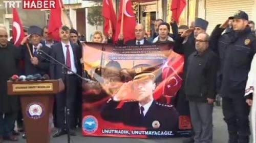 Gaffar Okkan Diyarbakırda anıldı