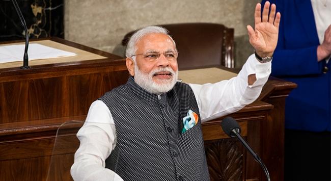 Hindistan Başbakanı Modinin Twitter hesabı hacklendi