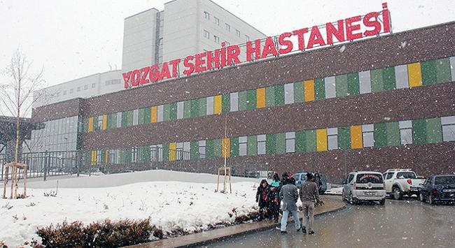 Türkiyenin ilk şehir hastanesine ilgi büyük