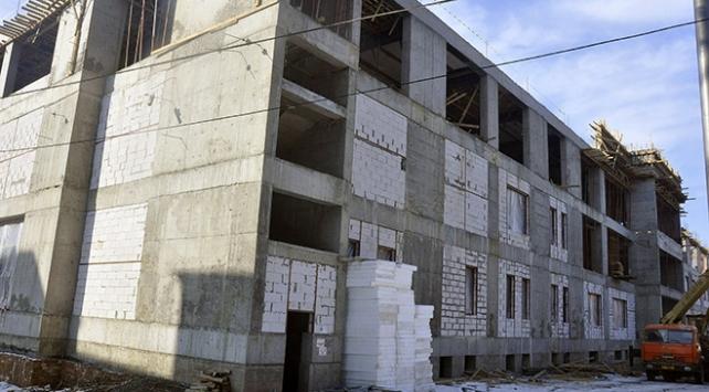 TİKA, Bişkekte hastane inşa ediyor