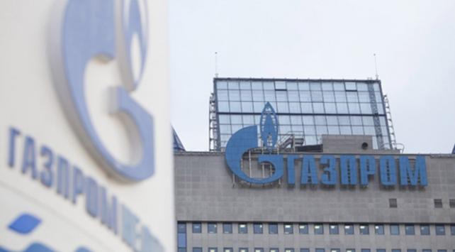Gazpromdan doğalgaz sevkiyatında rekor
