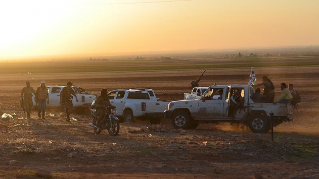 Suriyenin Barada Vadisinde tahliyeler başladı