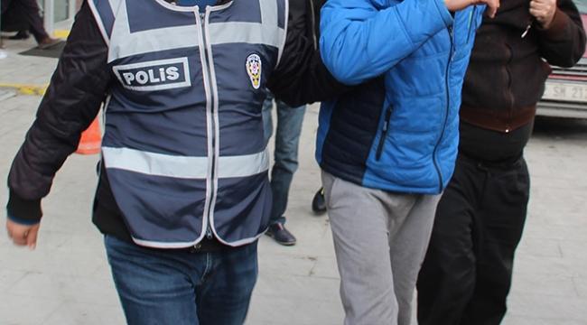 İzmirde hırsızlık çetesi çökertildi