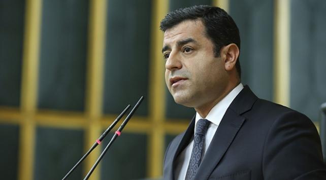 HDPli Demirtaşın tutukluluk halinin devamına karar verildi