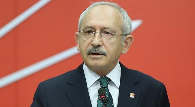CHPden Kılıçdaroğlu ve yakınları için önerge
