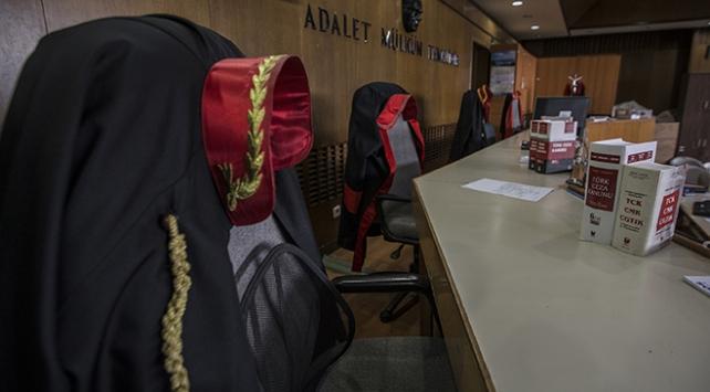 ÖKKdaki darbe girişimi davasında tanık beyanları alınıyor