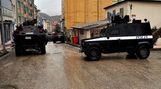 Diyarbakırda 60 köy ve mezrada sokağa çıkma yasağı