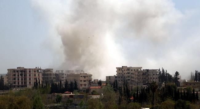 Esed rejimi ateşkes ihlallerini sürdürüyor