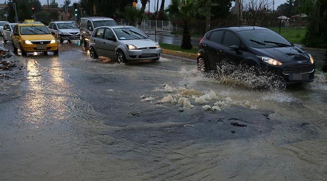 Marmara ve Karadenizde kuvvetli yağış bekleniyor