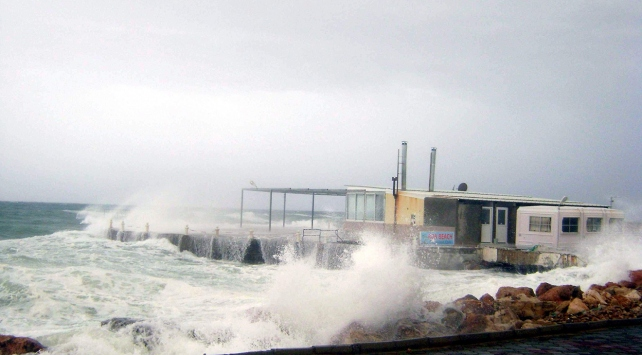 Meteorolojiden bu illere fırtına uyarısı