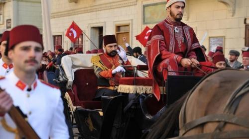 Payitaht Abdülhamid 24 Şubat Cuma günü TRT 1de