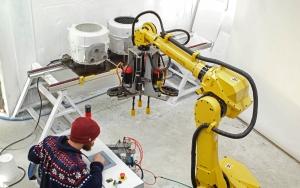Ailece robot üretiyorlar