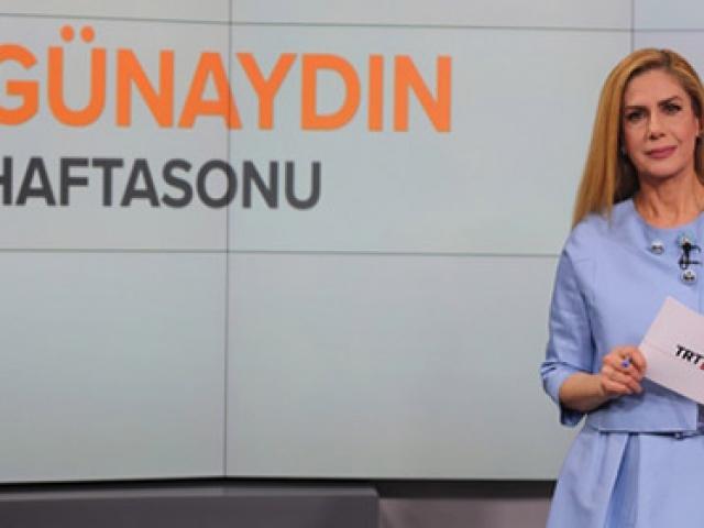 Günaydın Haftasonu TRT Haberde başlıyor