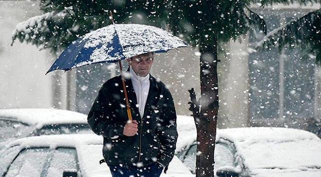 Doğu Karadenizde yoğun kar yağışı bekleniyor