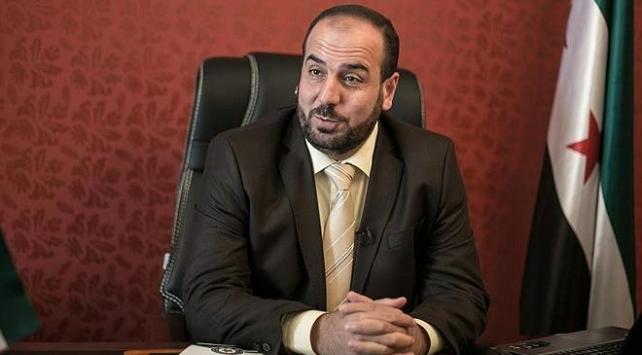 Suriyeli muhaliflerin Cenevre heyeti belli oldu