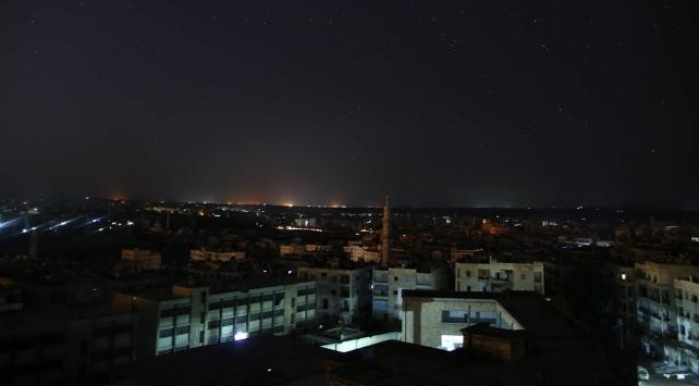 Halepte milyonlarca sivil elektrik ve su sıkıntısı çekiyor