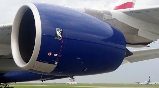Rolls-Royce tarihi zarar açıkladı