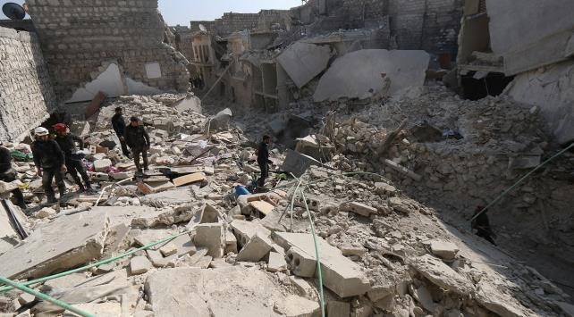 ABD, Suriyede uranyum içeren binlerce mermi kullanmış