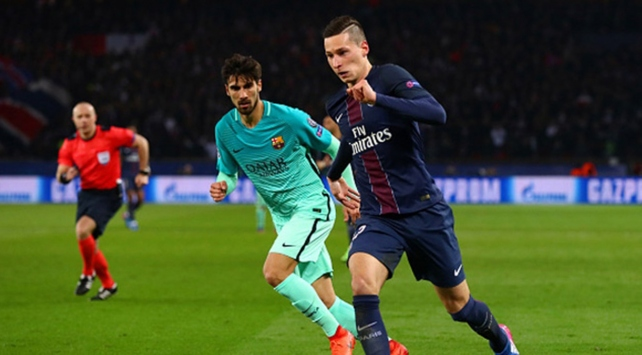 Paris Saint-Germain evinde Barcelonayı yıktı