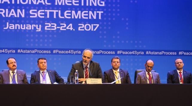 Astanadaki ikinci Suriye görüşmeleri ertelendi