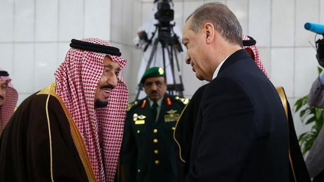 S. Arabistandan her alanda işbirliğine hazırız vurgusu