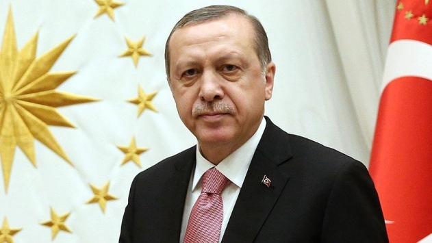 Cumhurbaşkanı Erdoğandan Berdimuhammedova tebrik