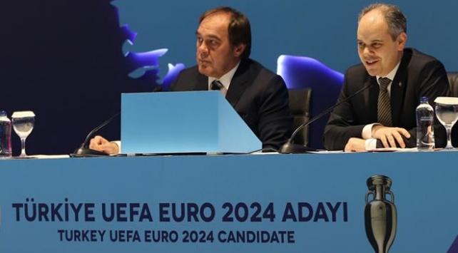 Türkiye, EURO 2024ün ev sahipliğine aday