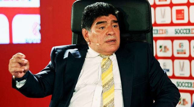 Maradonaya soruşturma açıldı