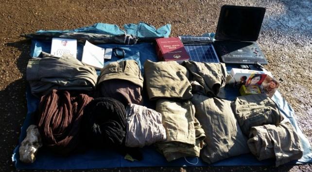 Mardinde PKKya ait yeraltı sığınağı bulundu