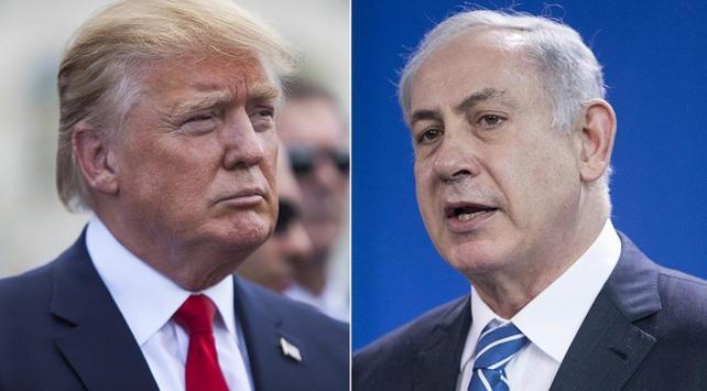 ABD Başkanı Trumptan Netanyahuya çağrı