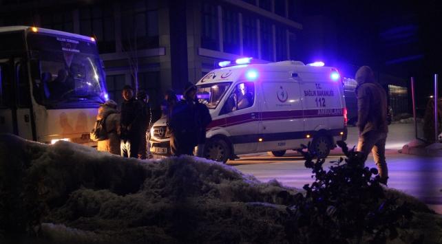 Konyada zehirlenme şüphesiyle 28 kişi hastaneye kaldırıldı