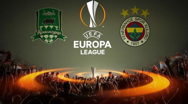 Krasnodar - Fenerbahçe maçı CANLI izle
