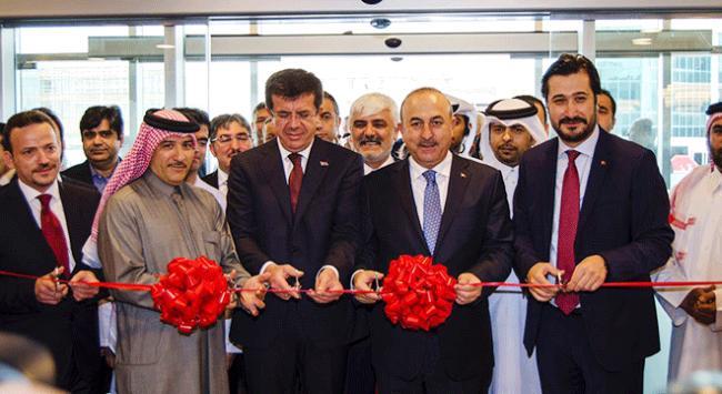 Katarda ilk Türk hastanesi açıldı