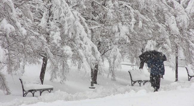 Doğu Anadoluda kara kışın etkisi sürüyor