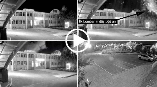 TÜRKSATın bombalanma anının yeni görüntüleri ortaya çıktı