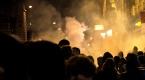 Paris sokakları savaş alanına döndü