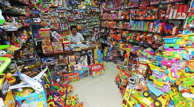 Savaş oyuncak ihracatına engel olamadı